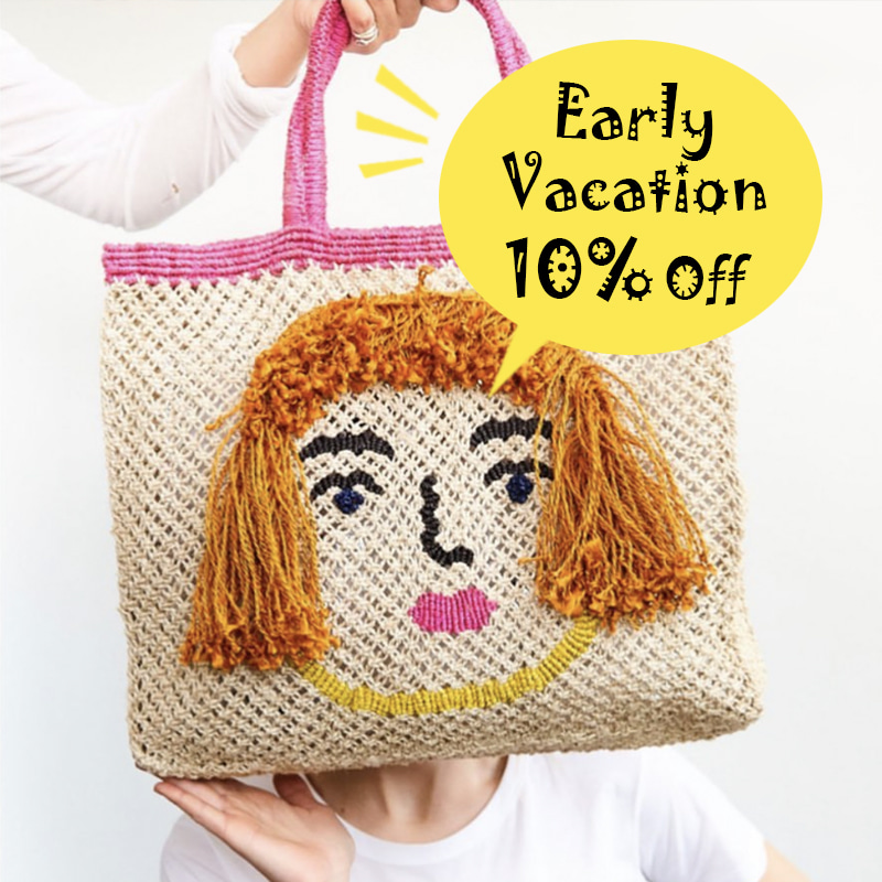 New Jute Bag Small