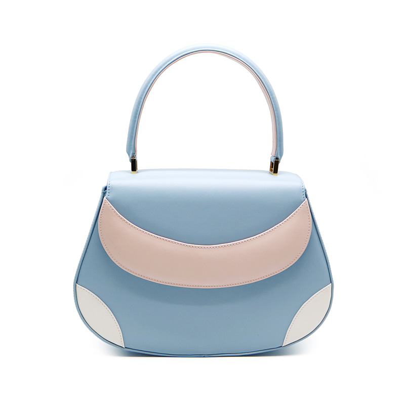 [Christmas Sale 50% OFF] Color block bag